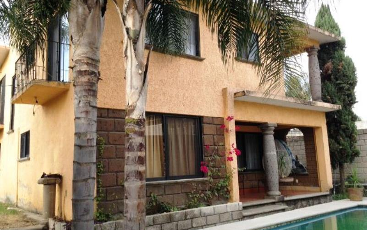 Foto de casa en venta en  , ahuatepec, cuernavaca, morelos, 967051 No. 01
