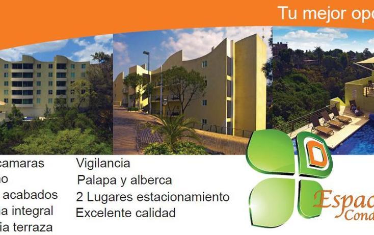 Foto de departamento en venta en  , ahuatlán tzompantle, cuernavaca, morelos, 1088859 No. 01