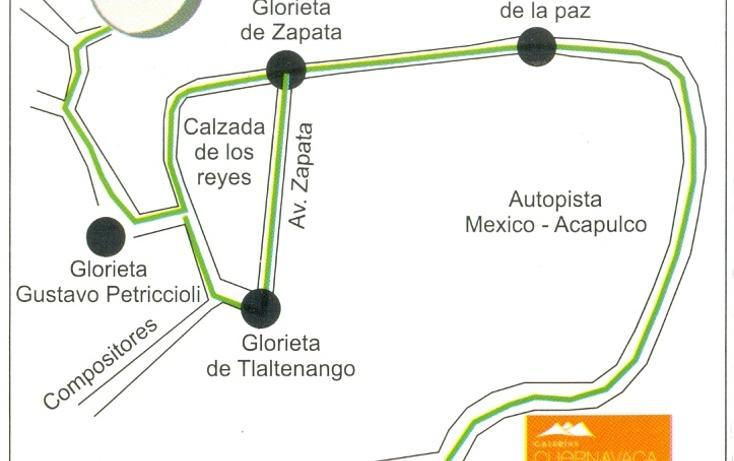 Foto de departamento en venta en  , ahuatlán tzompantle, cuernavaca, morelos, 1088859 No. 10