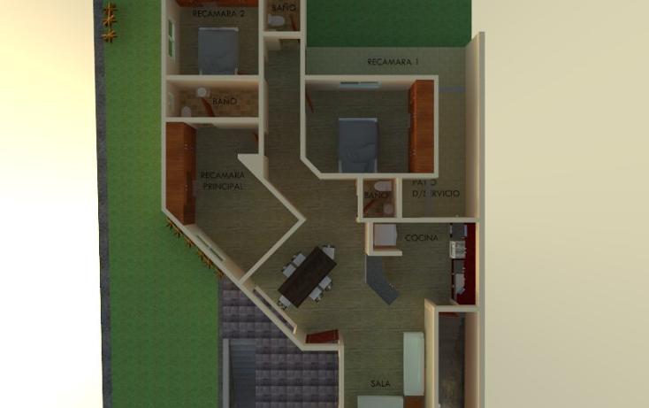 Foto de casa en venta en  , ahuatl?n tzompantle, cuernavaca, morelos, 1737046 No. 05
