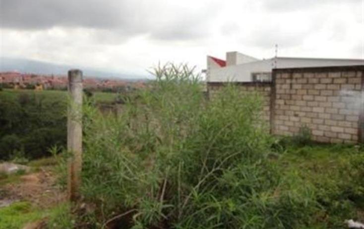 Foto de terreno habitacional en venta en  -, ahuatlán tzompantle, cuernavaca, morelos, 1998172 No. 02