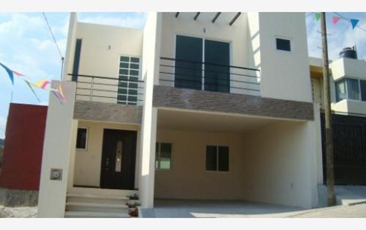Foto de casa en venta en  , ahuatlán tzompantle, cuernavaca, morelos, 390332 No. 01
