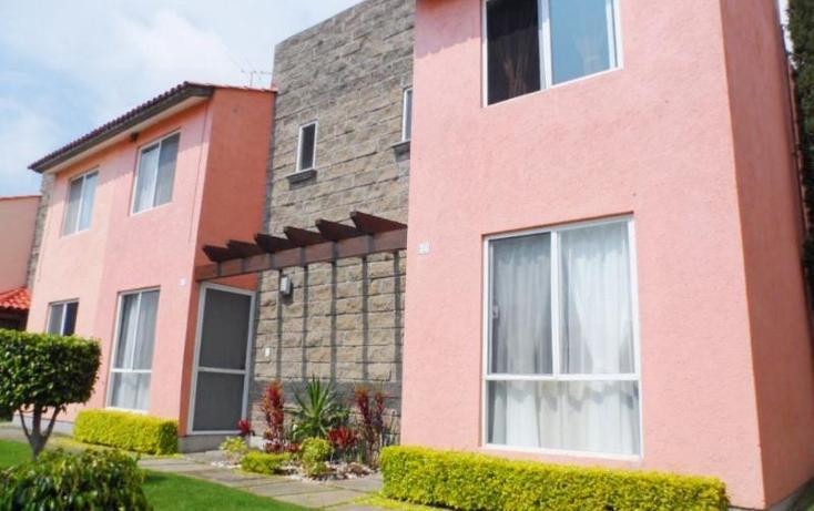 Foto de casa en venta en  , ahuatlán tzompantle, cuernavaca, morelos, 390638 No. 18