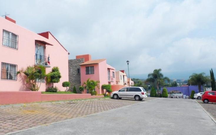 Foto de casa en venta en  , ahuatlán tzompantle, cuernavaca, morelos, 390638 No. 19