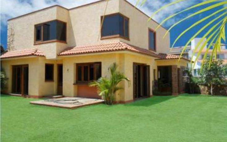 Foto de casa en renta en  , ahuatlán tzompantle, cuernavaca, morelos, 396226 No. 01
