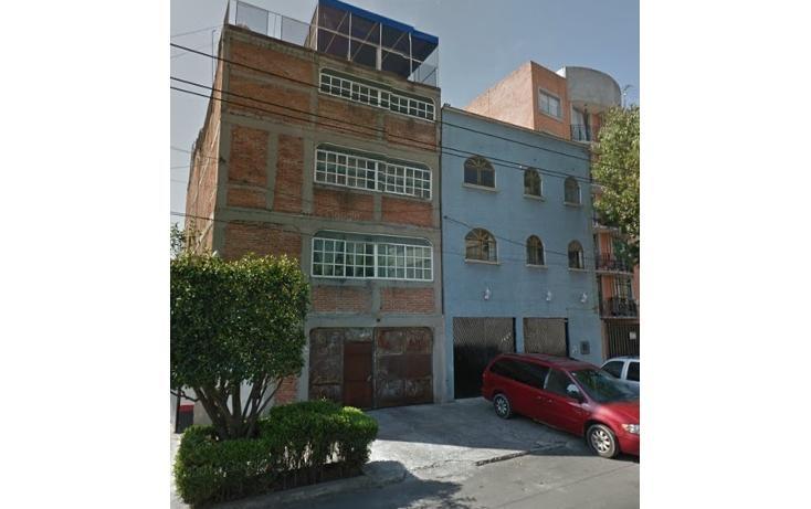 Foto de edificio en venta en  , ahuehuetes anahuac, miguel hidalgo, distrito federal, 1519266 No. 01