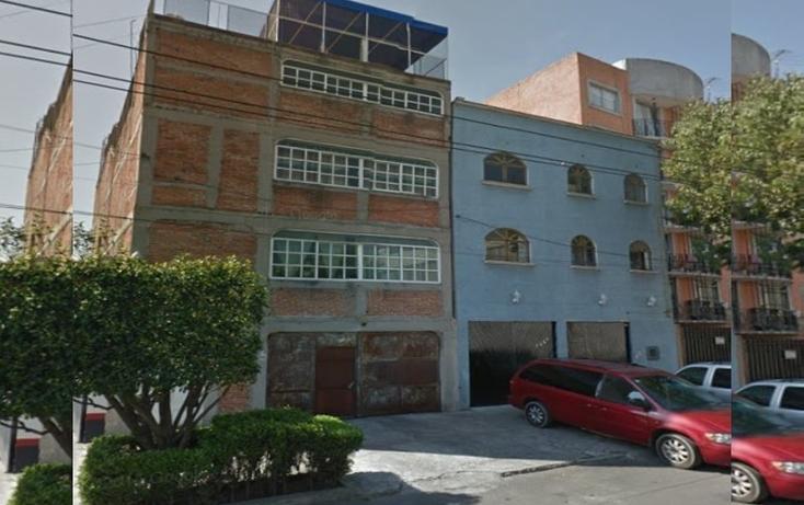 Foto de edificio en venta en  , ahuehuetes anahuac, miguel hidalgo, distrito federal, 1626497 No. 01