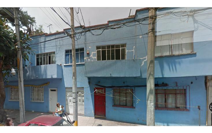 Foto de terreno habitacional en venta en  , ahuehuetes anahuac, miguel hidalgo, distrito federal, 802525 No. 01