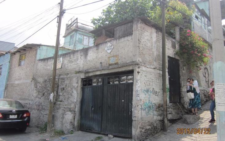 Foto de casa en venta en  , ahuehuetes, gustavo a. madero, distrito federal, 1858922 No. 01