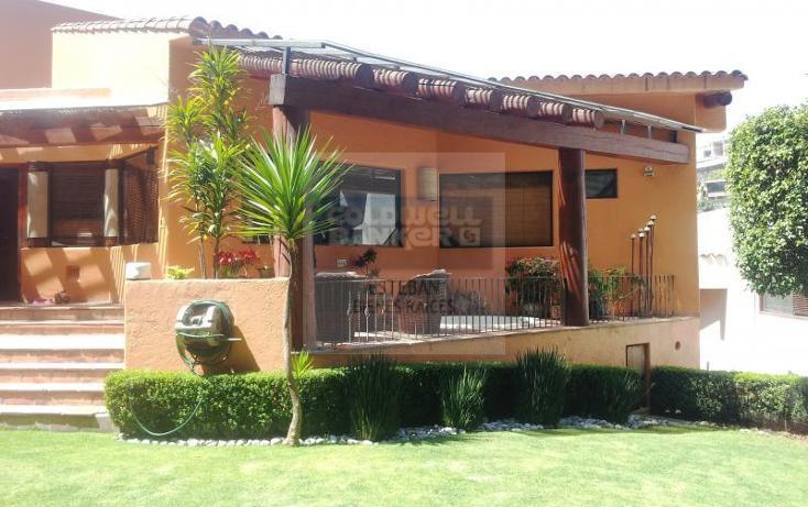 Foto de casa en condominio en venta en  , bosque de las lomas, miguel hidalgo, distrito federal, 873239 No. 12