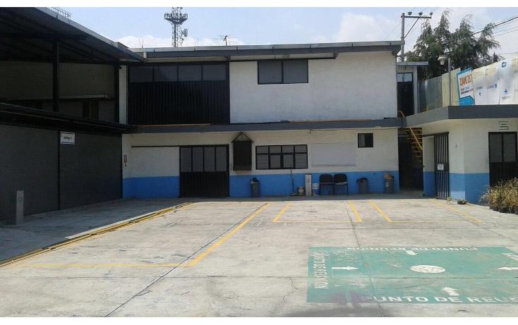 Foto de nave industrial en venta en ahuejotes , ampliación san marcos norte, xochimilco, distrito federal, 2044091 No. 01