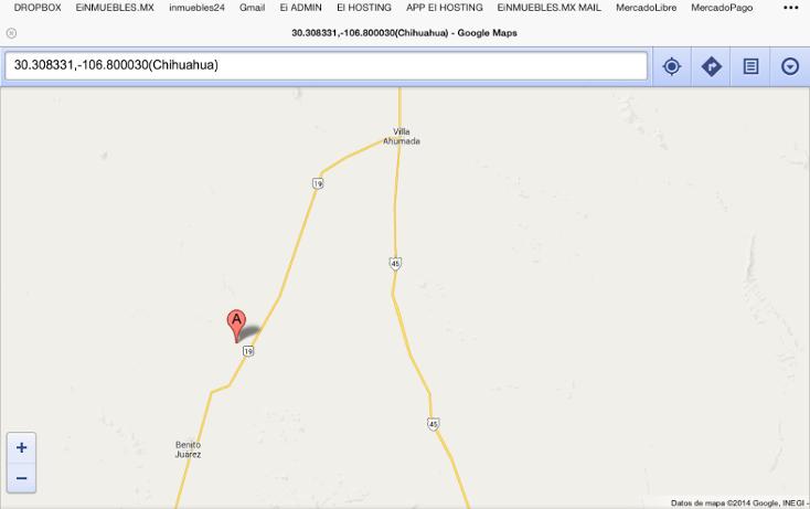 Foto de rancho en venta en  , ahumada, ahumada, chihuahua, 1448785 No. 03