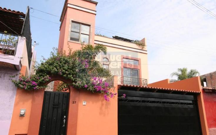 Foto de casa en venta en  , ajijic centro, chapala, jalisco, 1836934 No. 01