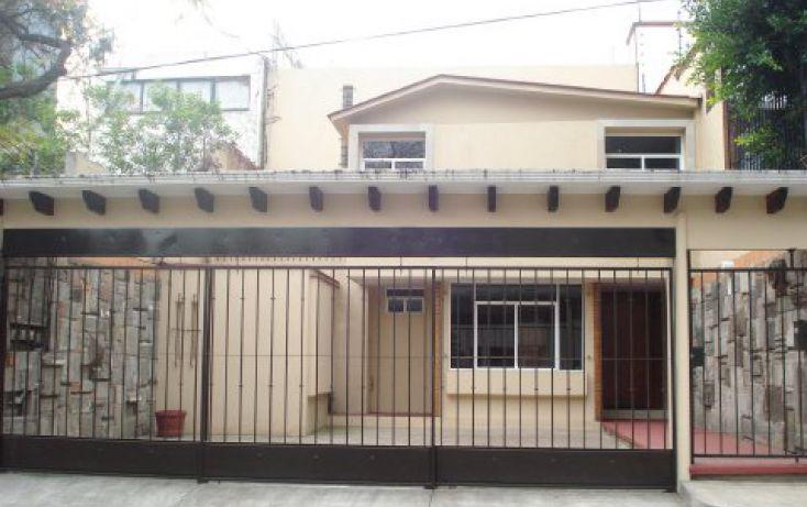 Foto de casa en renta en ajusco 57, los alpes, álvaro obregón, df, 1949972 no 01