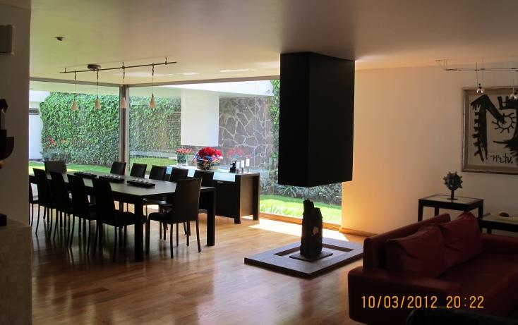 Foto de casa en renta en ajusco, jardines del pedregal, álvaro obregón, df, 508239 no 02