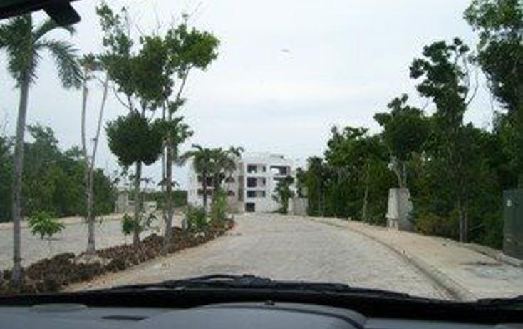 Foto de terreno habitacional en venta en  , akumal, tulum, quintana roo, 1065747 No. 03
