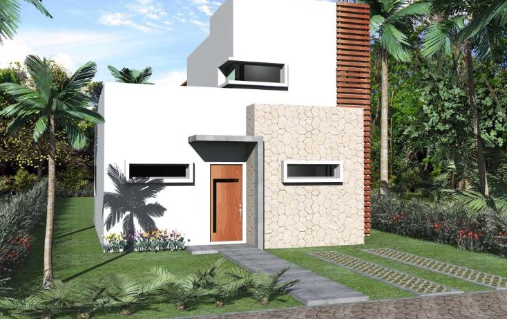 Foto de casa en venta en  , akumal, tulum, quintana roo, 1100047 No. 01