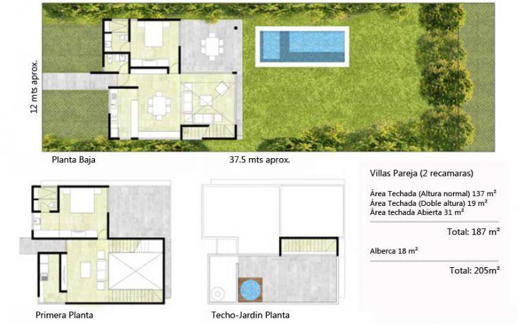 Foto de casa en venta en, akumal, tulum, quintana roo, 1100121 no 05