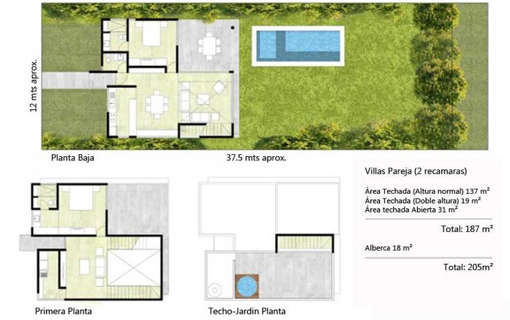 Foto de casa en venta en  , akumal, tulum, quintana roo, 1100121 No. 05