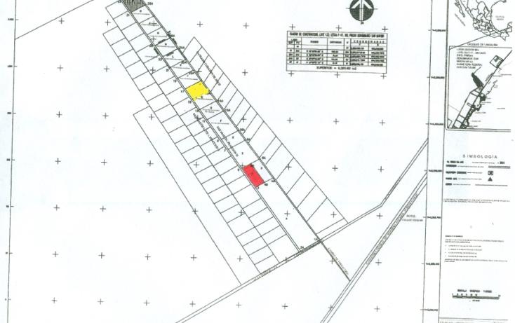 Foto de terreno habitacional en venta en  , akumal, tulum, quintana roo, 1255615 No. 01