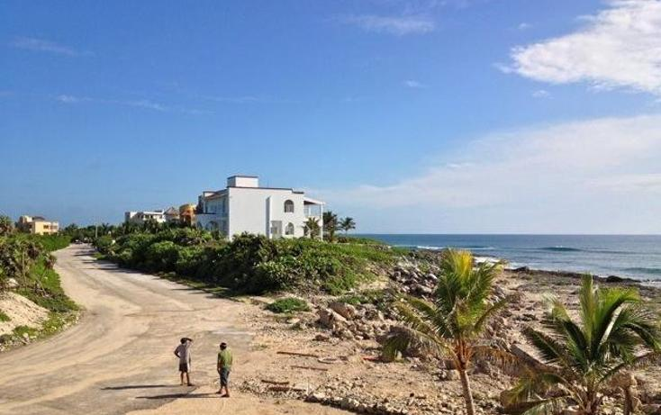 Foto de terreno habitacional en venta en  , akumal, tulum, quintana roo, 1466363 No. 04