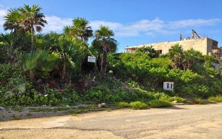 Foto de terreno habitacional en venta en  , akumal, tulum, quintana roo, 1466363 No. 07