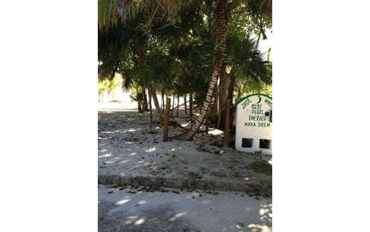 Foto de terreno habitacional en venta en  , akumal, tulum, quintana roo, 757651 No. 05