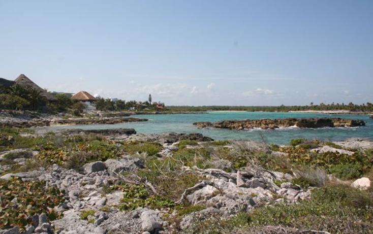 Foto de terreno habitacional en venta en  , akumal, tulum, quintana roo, 790633 No. 04
