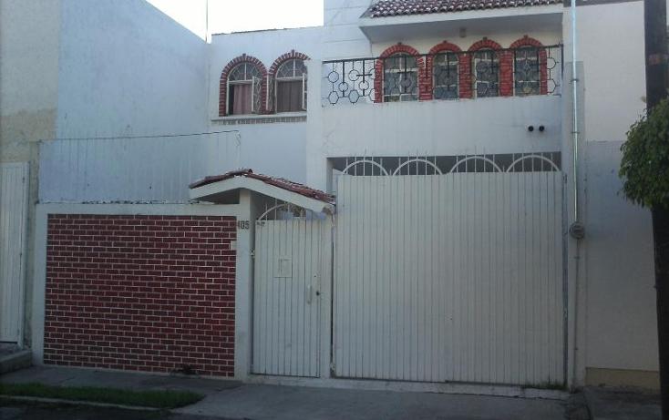 Foto de casa en venta en  ***, alameda, celaya, guanajuato, 390306 No. 01