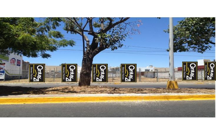 Foto de terreno comercial en renta en  , alameda, mazatlán, sinaloa, 1042549 No. 01