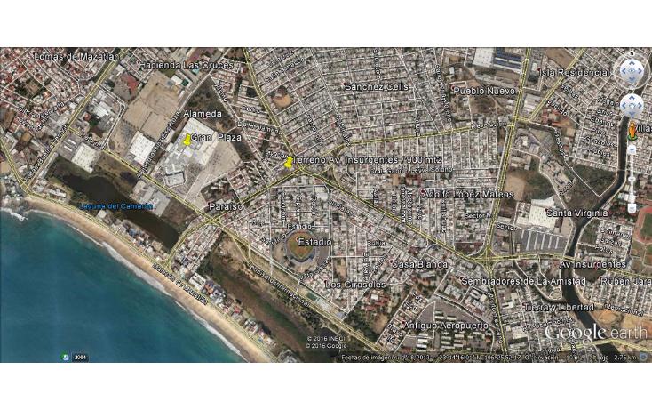 Foto de terreno comercial en renta en  , alameda, mazatlán, sinaloa, 1042549 No. 10