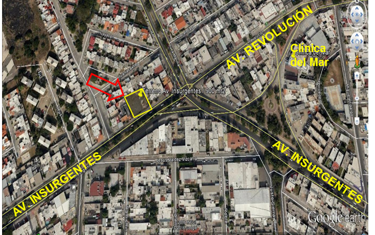Foto de terreno comercial en renta en, alameda, mazatlán, sinaloa, 1042549 no 12