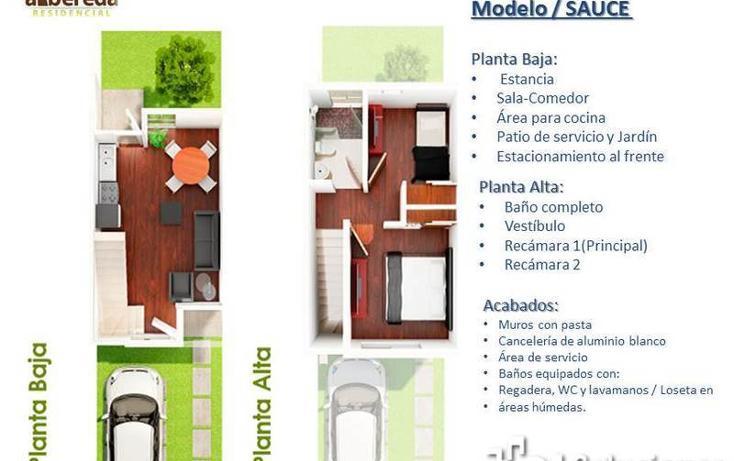 Foto de casa en venta en  , alameda, tlajomulco de zúñiga, jalisco, 1636640 No. 02