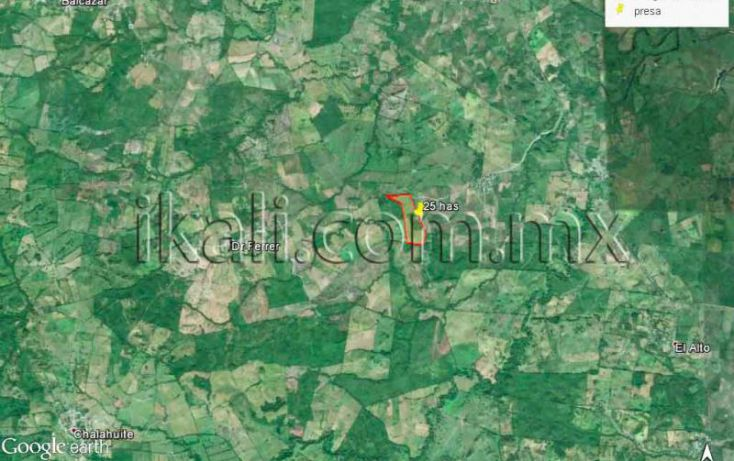 Foto de terreno industrial en venta en alamo temapache, benito juárez, álamo temapache, veracruz, 1543720 no 01