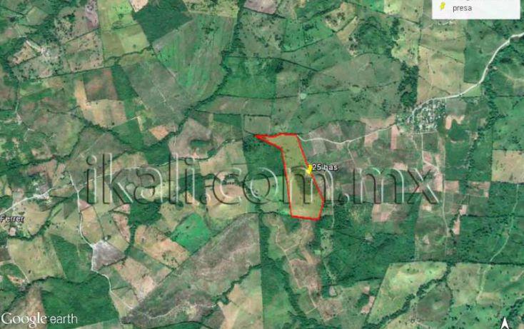 Foto de terreno industrial en venta en alamo temapache, benito juárez, álamo temapache, veracruz, 1543720 no 02