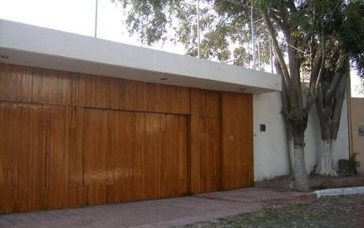 Foto de casa en venta en  , álamos 1a sección, querétaro, querétaro, 1291135 No. 01