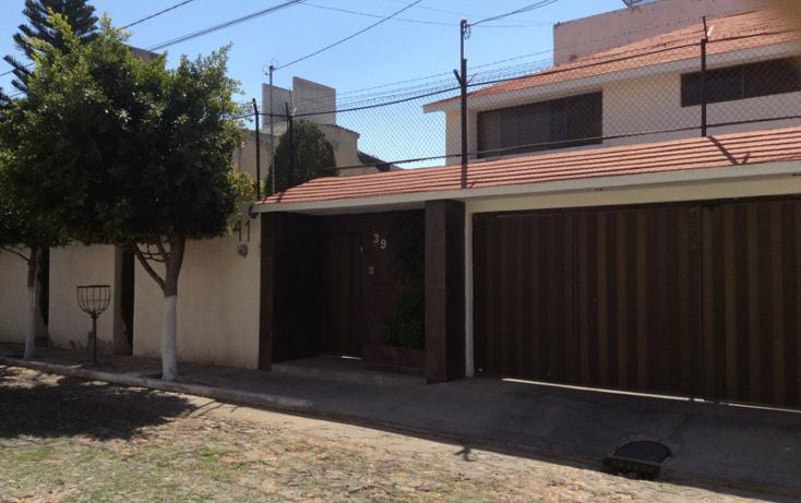 Foto de casa en venta en  , álamos 3a sección, querétaro, querétaro, 1626449 No. 01