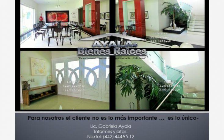 Foto de casa en venta en alamos, álamos 1a sección, querétaro, querétaro, 1160279 no 02