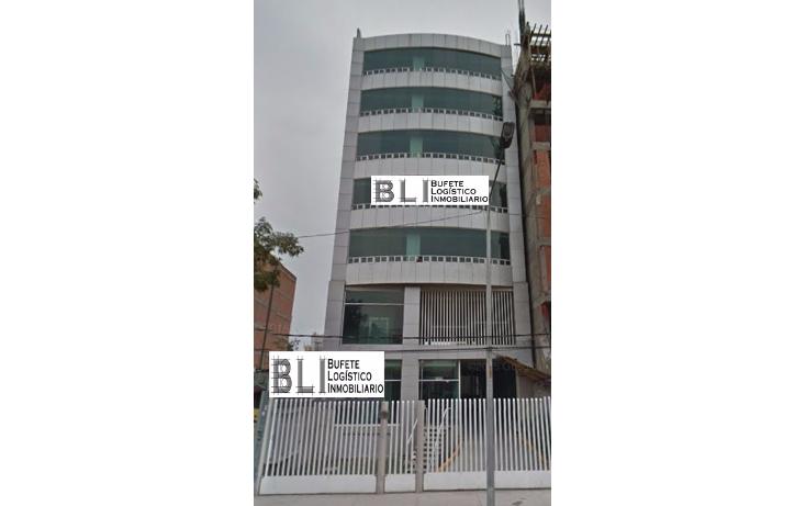 Foto de edificio en renta en  , álamos, benito juárez, distrito federal, 1087855 No. 01