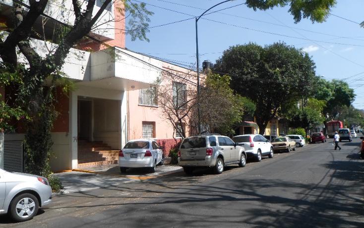 Foto de departamento en venta en  , álamos, benito juárez, distrito federal, 1253389 No. 02
