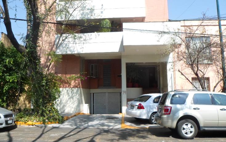 Foto de departamento en venta en  , álamos, benito juárez, distrito federal, 1253389 No. 03