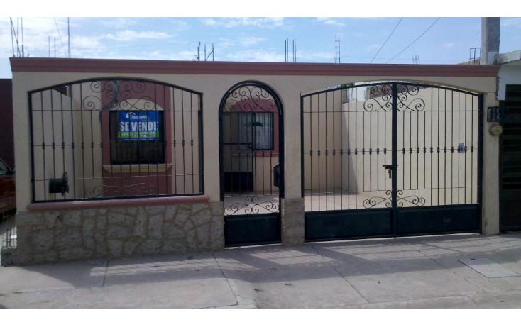 Foto de casa en venta en  , álamos country, ahome, sinaloa, 1139237 No. 01