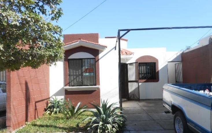Foto de casa en venta en  , ?lamos country, ahome, sinaloa, 1858440 No. 01