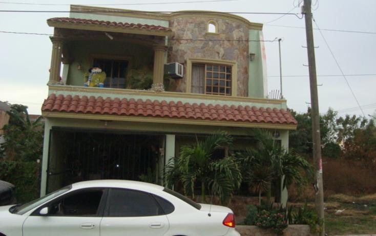 Foto de casa en venta en  , álamos i, ahome, sinaloa, 1858450 No. 01