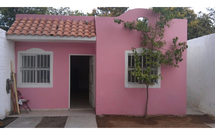 Foto de casa en venta en  , ?lamos i, ahome, sinaloa, 1893270 No. 01