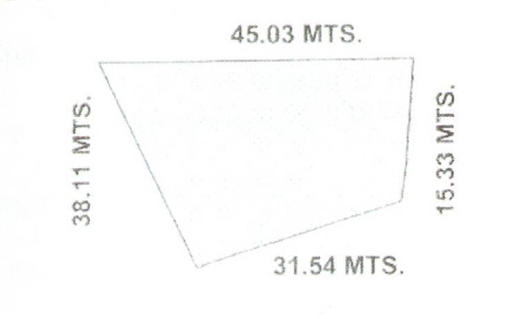 Foto de terreno habitacional en venta en, álamos i, benito juárez, quintana roo, 1056635 no 01