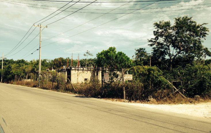 Foto de terreno habitacional en venta en, álamos i, benito juárez, quintana roo, 1120945 no 02