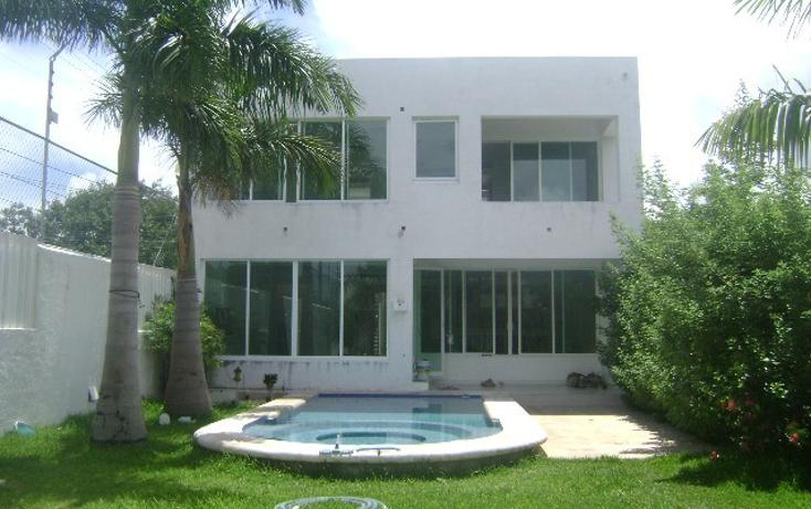 Foto de casa en venta en  , ?lamos i, benito ju?rez, quintana roo, 1203641 No. 01