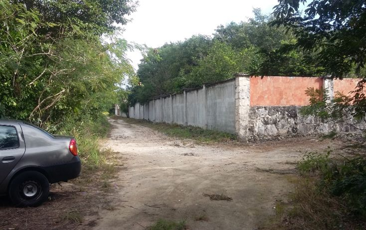 Foto de terreno habitacional en venta en, álamos i, benito juárez, quintana roo, 1636454 no 10