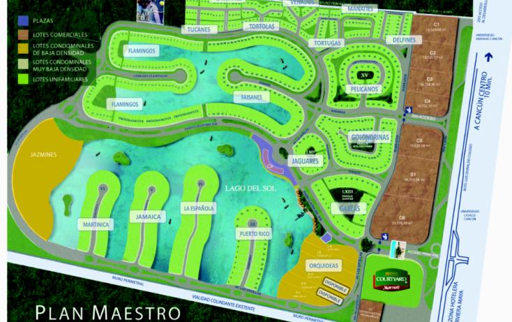 Foto de terreno habitacional en venta en, álamos i, benito juárez, quintana roo, 1668834 no 16